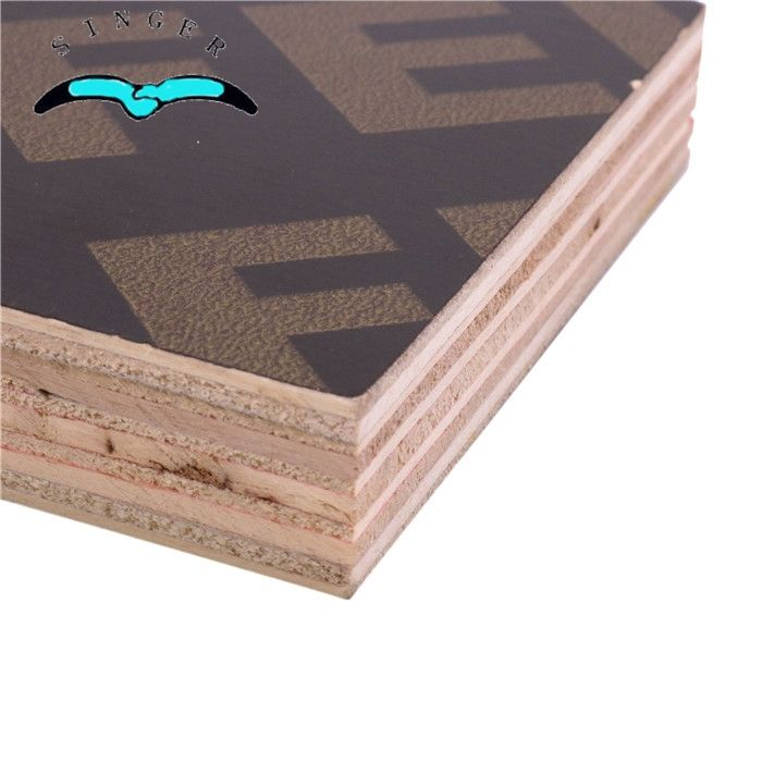 QINGE hot sale 4x8 plywood cheap shuttering finger jointed film faced plywood