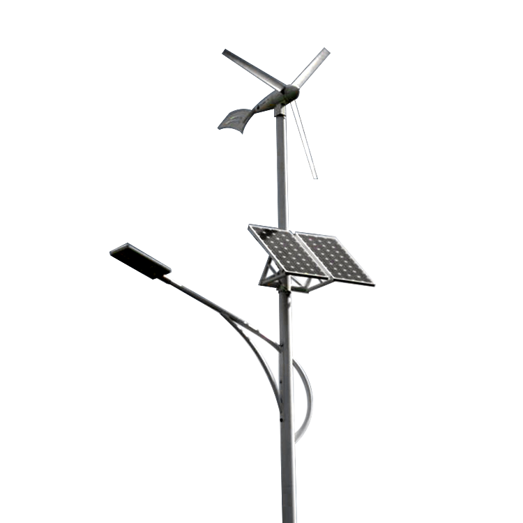 Impermeabile turbina wind power led luci luce di via ibrida solare