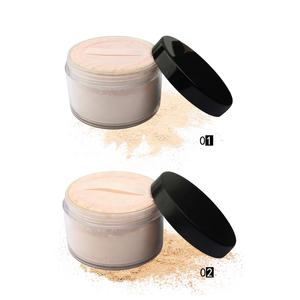 Langlebige weichen lose einstellung pulver matte pulver beste make-up foundation pulver