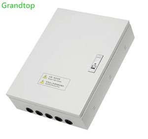 Tahan Air Outdoor AC Power Junction Box Petir Surge Protection Box