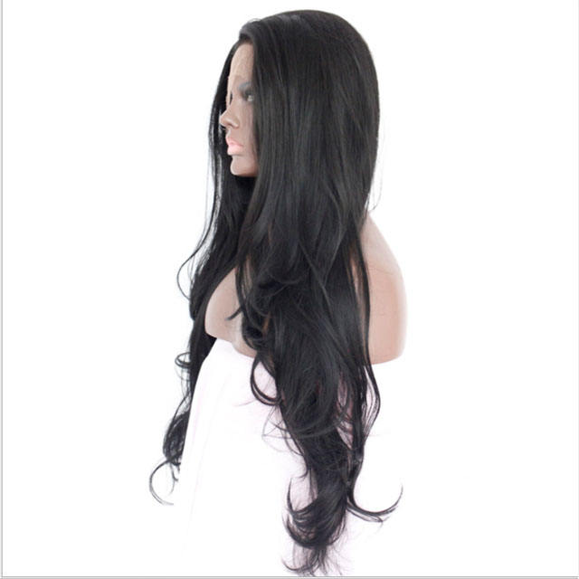 100% Human Hair No Tangle Lace Front Wigs