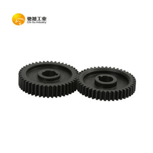 High Quality Pom Pinion Helical Spur Plastic Gear