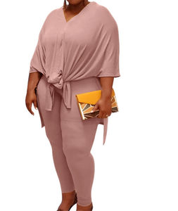 Wholesale 2020 africas two piece plus size women clothing