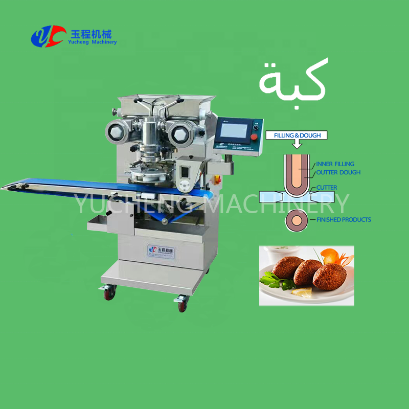 China encrusting machine for cookie maamoul kibbeh automatic kubba maker small business/ autoamtic stainless steel
