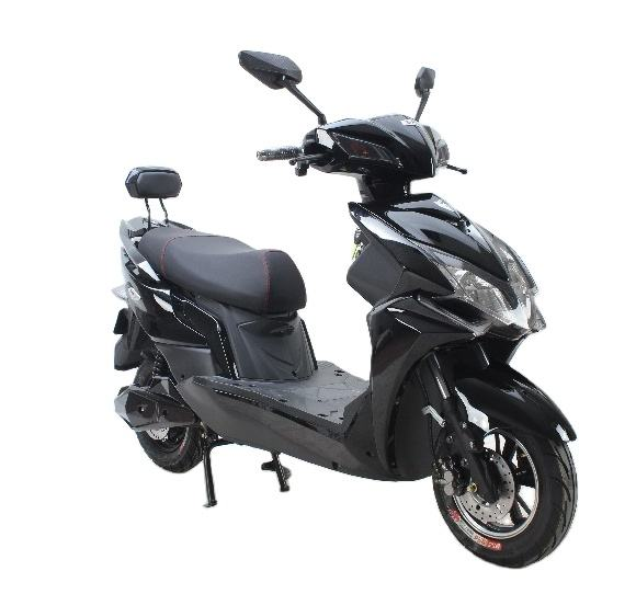 Powerful 72v 2000w electric scooter motorcycles with Disc brake