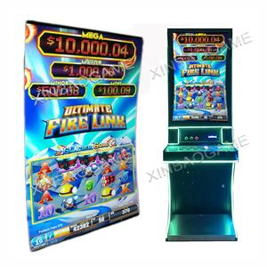 Newest America Fire Link Slot Skill Gambling Game Machine