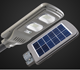 10W 30W 40W 60w 80Wall in one integrated led solar street light