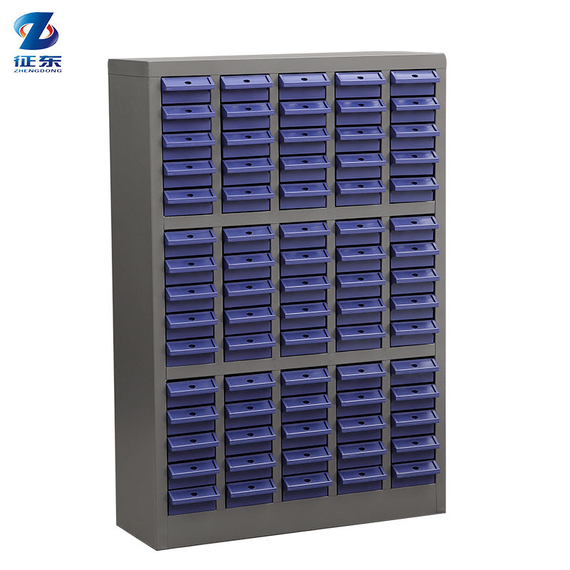 Wholesale Price Industrial Plastic Drawer Organizer Metal Small Spare Parts Storage Cabinet