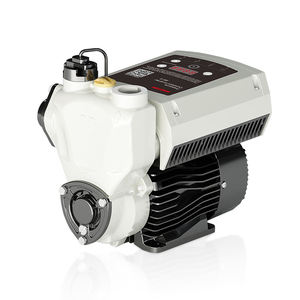 Self suck water booster pump constant pressure with inverter