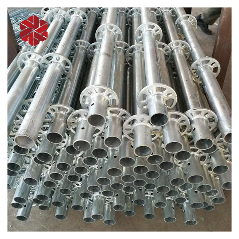 NX hot dipped galvanized ringlock scaffold brand new scaffold ring lock scaffold tower in mauritius