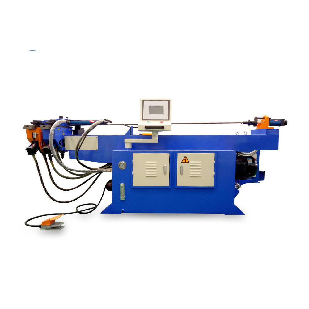 75cnc push 4 inch aluminium digital hydraulic mandrel small round square electrical nc cnc pipe tube bending machines value
