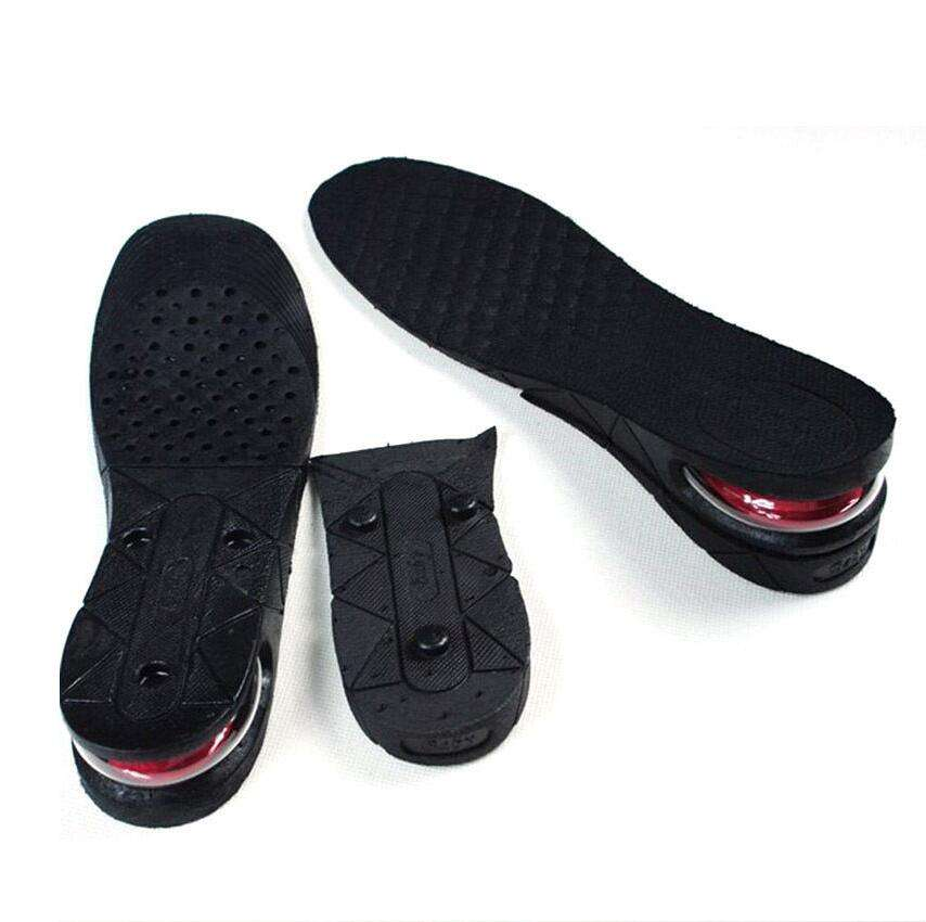 JHW102 Pvc Insole For Women And Men Free Size Soft Cushion Height Increasing insole