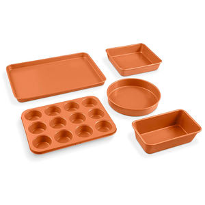Hot Selling Good Quality Baking Ceramic Coated Bundt Pan Bakeware