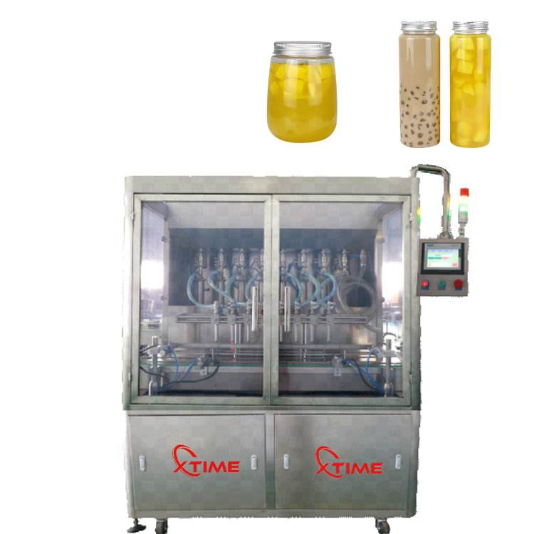 Honey Filling machine for PET Bottle / Bottle filling Machine for Sauce / Ketchup / Jan / Juice
