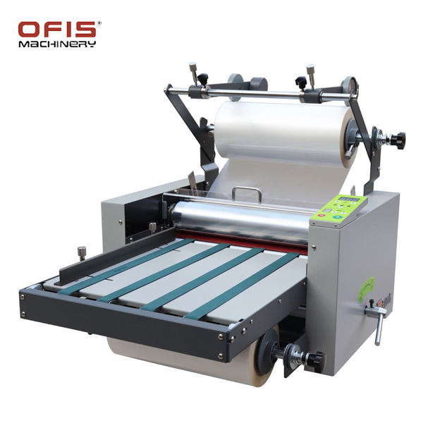 OFIS 388 a3 automatic cold and hot laminate machine