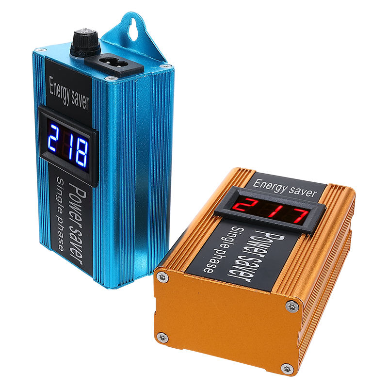 80kw household digital display voltage power energy saver bill Electricity Saving Device electricity saving box