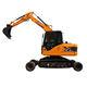 XINIU 9 Ton Excavator X9 Wheel Crawler Excavator Hydraulic Excavator