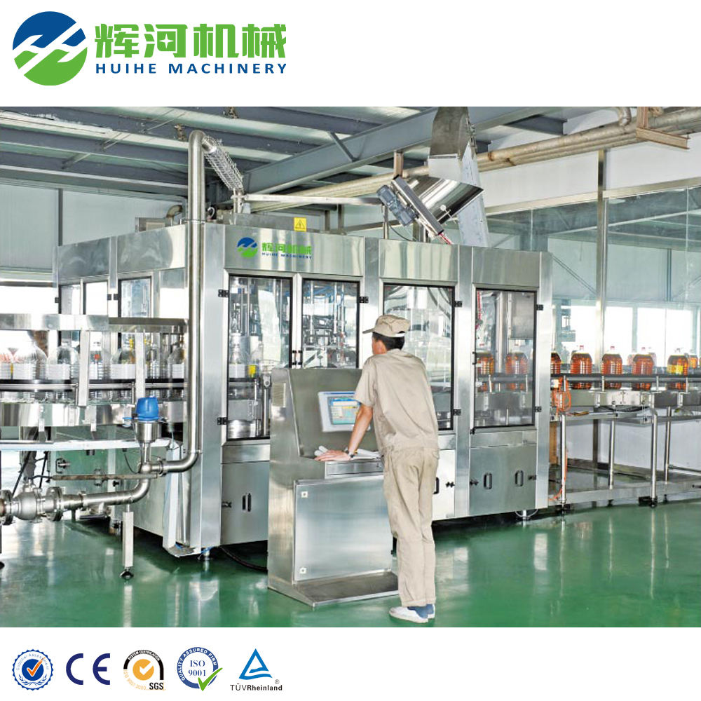 Detergent Automatic Filling Machine for Household