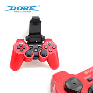 DOBE Factory Original Mobile Phone Gaming Clamp Clip Holder Mount Stand for Playstation DualShock3 PS3 Controller Game Accessory