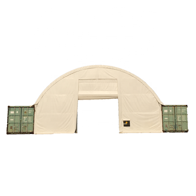 SSC4040 Heavy Equipment Container Covering Roof Shelter