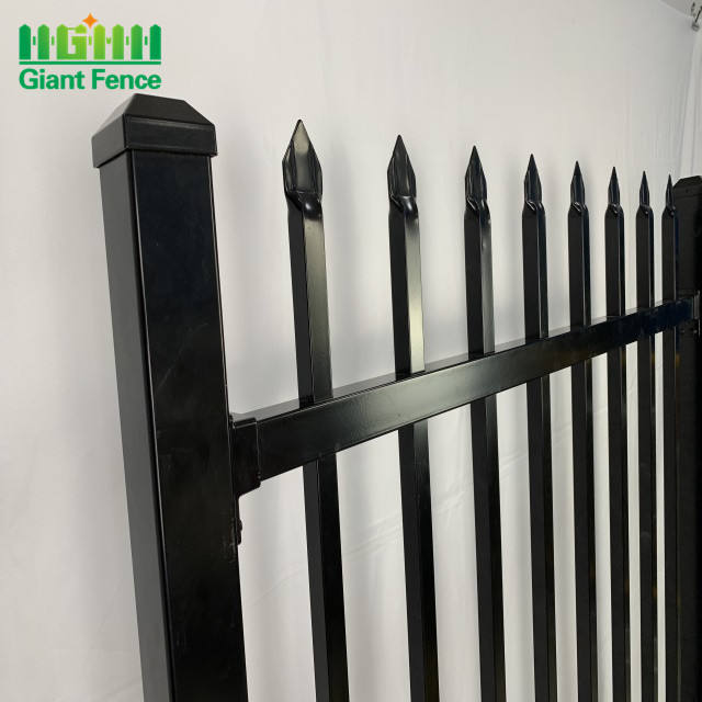 Ornamental metal aluminum fencing panel prices pool aluminum fence gate