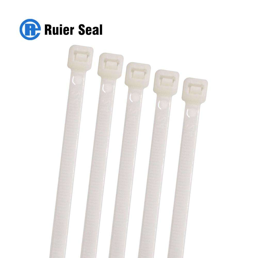 RECT103 China supplier color plastic nylon cable tie with high quality