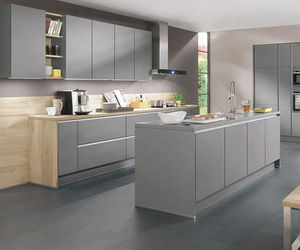 Europe Standard Sample Available Bake Painting Kitchen Cupboards