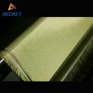 Strong strength kevlar fiber fabric fiberglass cloth for boat building