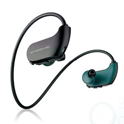 Winait 100% waterproof MP3 music player fit for swimming