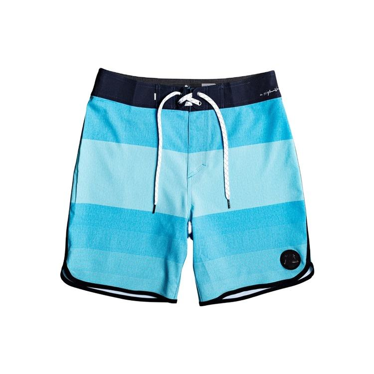 4 way strech Board shorts Swim Trunks praia Shorts Quick Dry boardshorts surf shorts dos homens personalizado atacado