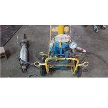 New South Korea Powerking Electric Power Hydraulic Rock Splitter