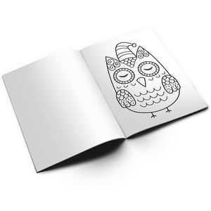 High Quality Custom Book Printing Colouring Educational Children's Book Kids Color Learning Book