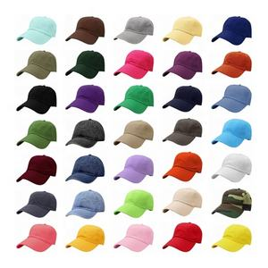 Adjustable High Quality Classic 6 Panel Wholesale 100% Cotton Custom Plain Blank Golf Baseball Sports Caps Dad Hat for Men