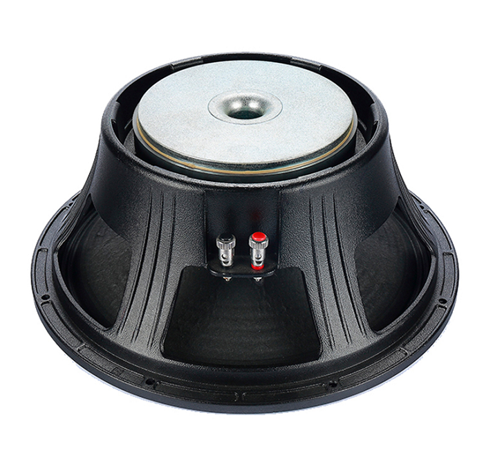 15 Inch Acoustic Professional Stage Audio Speaker Subwoofer Speaker, 450W Powered Professional Stage Loudspeaker with 3'' VC