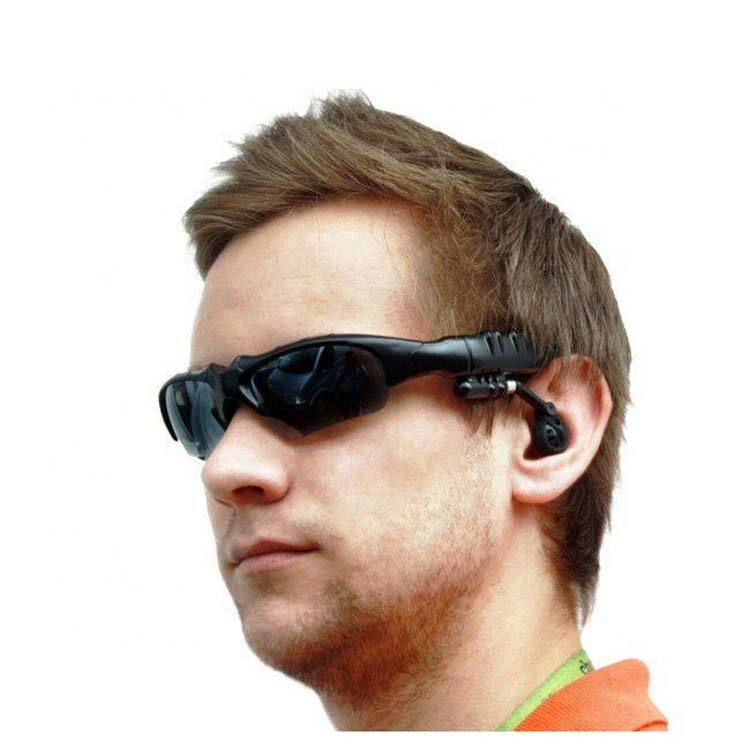 Sunglasses Wireless Bluetooth Headphones Smart Glasses Polarized Eyewear Headset For Android or IOS Electronics