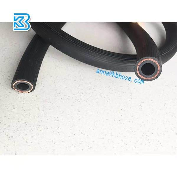 dot sae j1402 ID 10mm 3/8 inch epdm rubber air brake hose for truck trailer