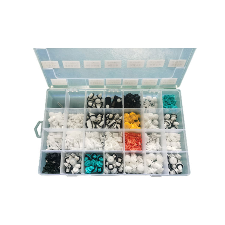Wholesale Customized Good Quality Custom Auto Clips And Plastic Fasteners