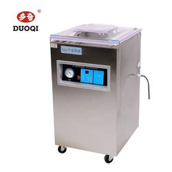DUOQI ZF-408 series 201 stainless steel body  single-chamber vacuum packaging machine