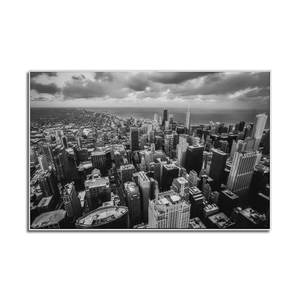 New York City View Printed Canvas Art