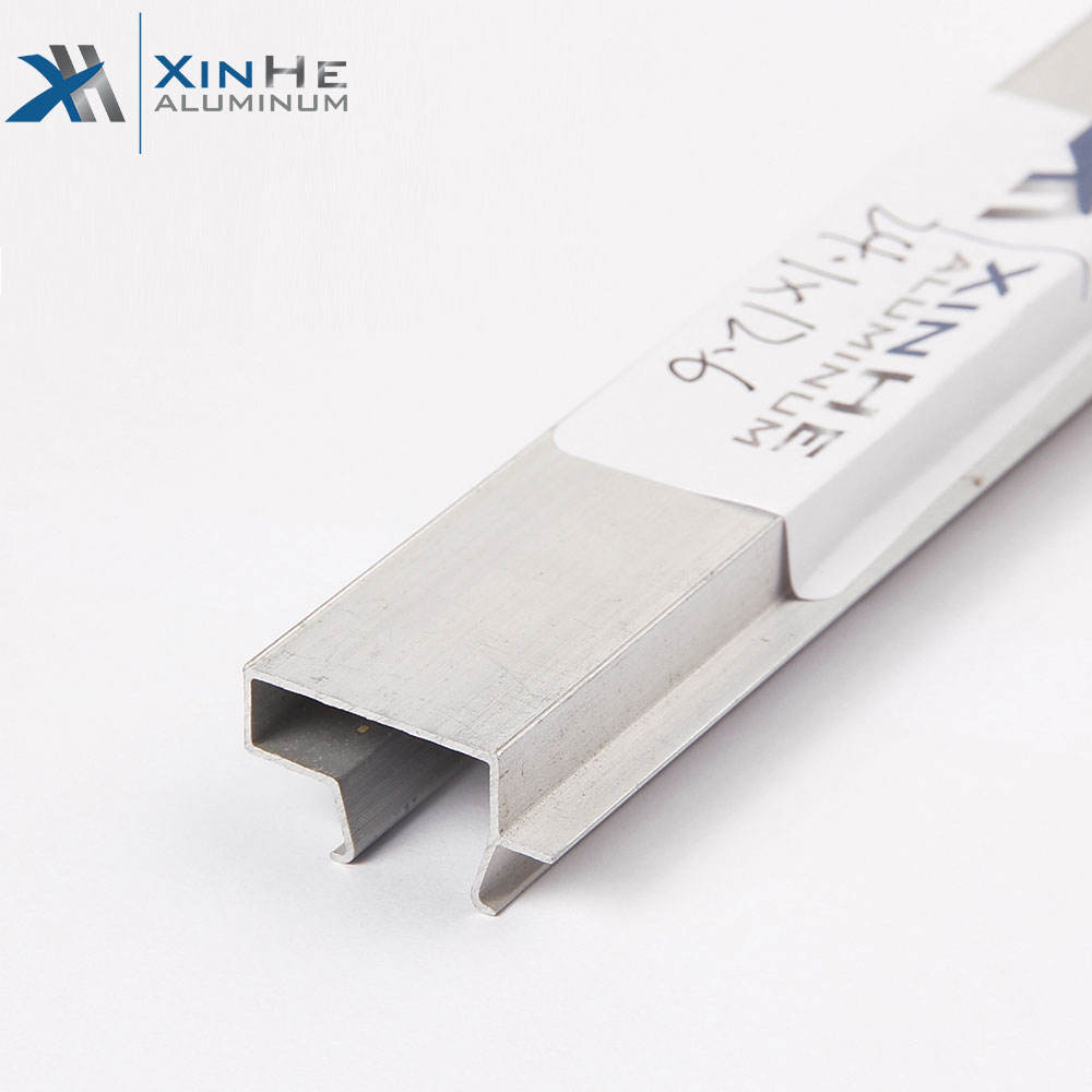 <span class=keywords><strong>Aluminium</strong></span> Extrusie Insert Profiel Voor Mdf <span class=keywords><strong>Slatwall</strong></span>