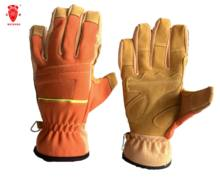 17 standard rescue safety gloves for firman firefighter firefighting