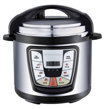 Middle East Hosehold Used Electric Pressure Cookers