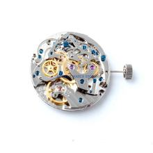 Genuine Chinese Seagull Mechanical Chronograph Watch Movement for Repair Parts St 1908 Moonphase Handwind Automatic Quartz