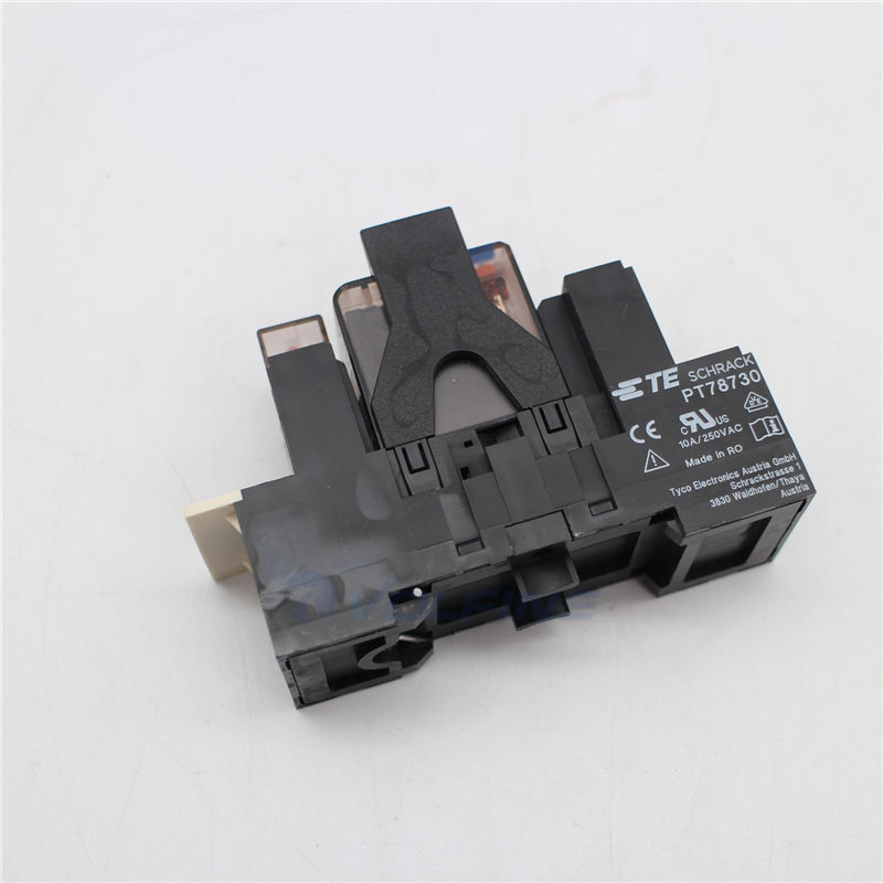 Te Connectiviteit Power Connector Stekker-Relais Socket Schrack PT78730