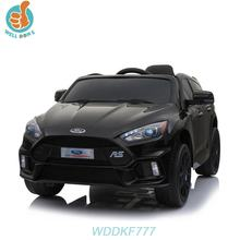 WDDKF777 2018 New License Motor Ford Ranger Battery Powered Ride on Children Car With Four Motors