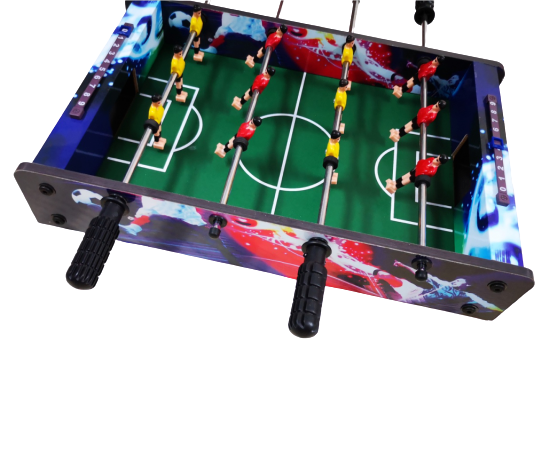 LANDER-MAN Colorful Foosball Customized Sport Toys Soccer Games Table