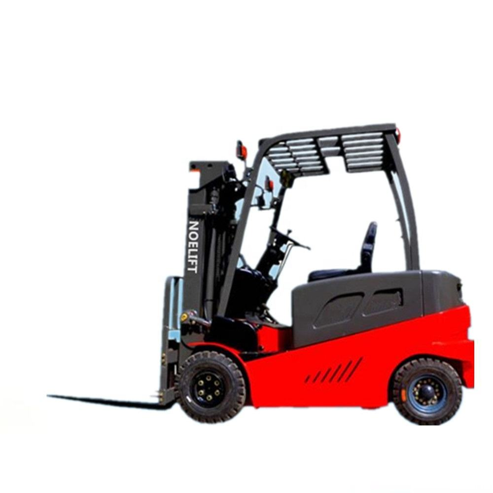 Pneumatic Solid Tire Lifting transport machinery Forklift diesel forklift truck