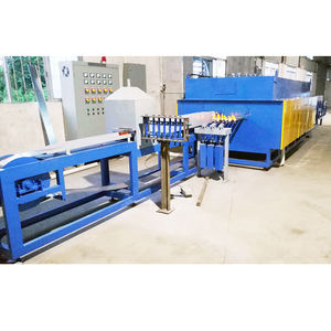 Stainless steel pipe annealing heat treatment machine for sale
