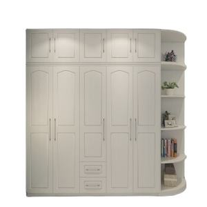 Morden Bedroom Ward Robe/wardrobe Furniture Grade Particle Board