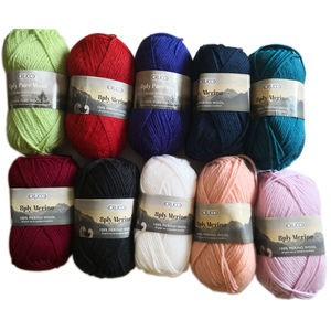 Super Softness 8 Ply Worsted 100% Australia Knitting Wool Yarn